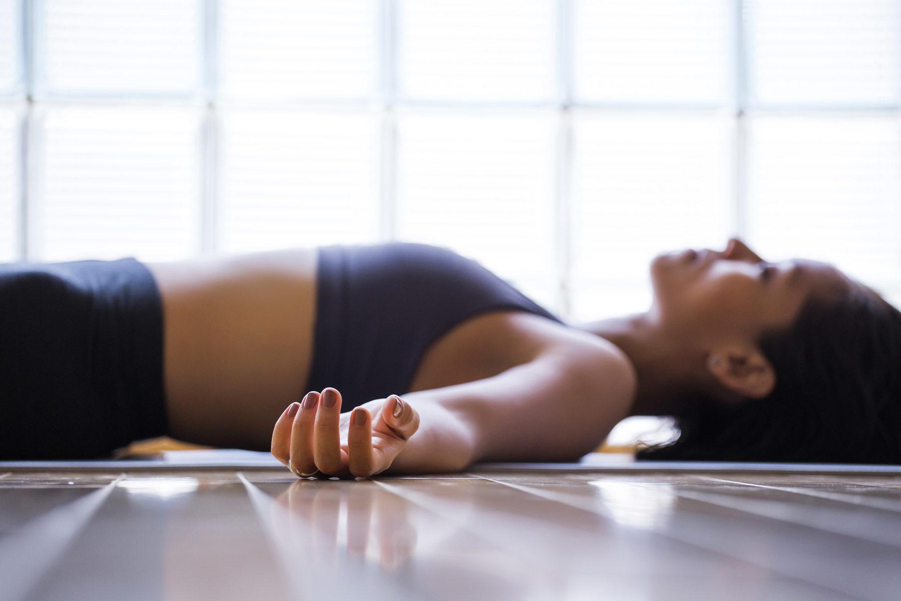 """Featured image for """"Yoga Nidra Workshop 16. November 2019"""""""
