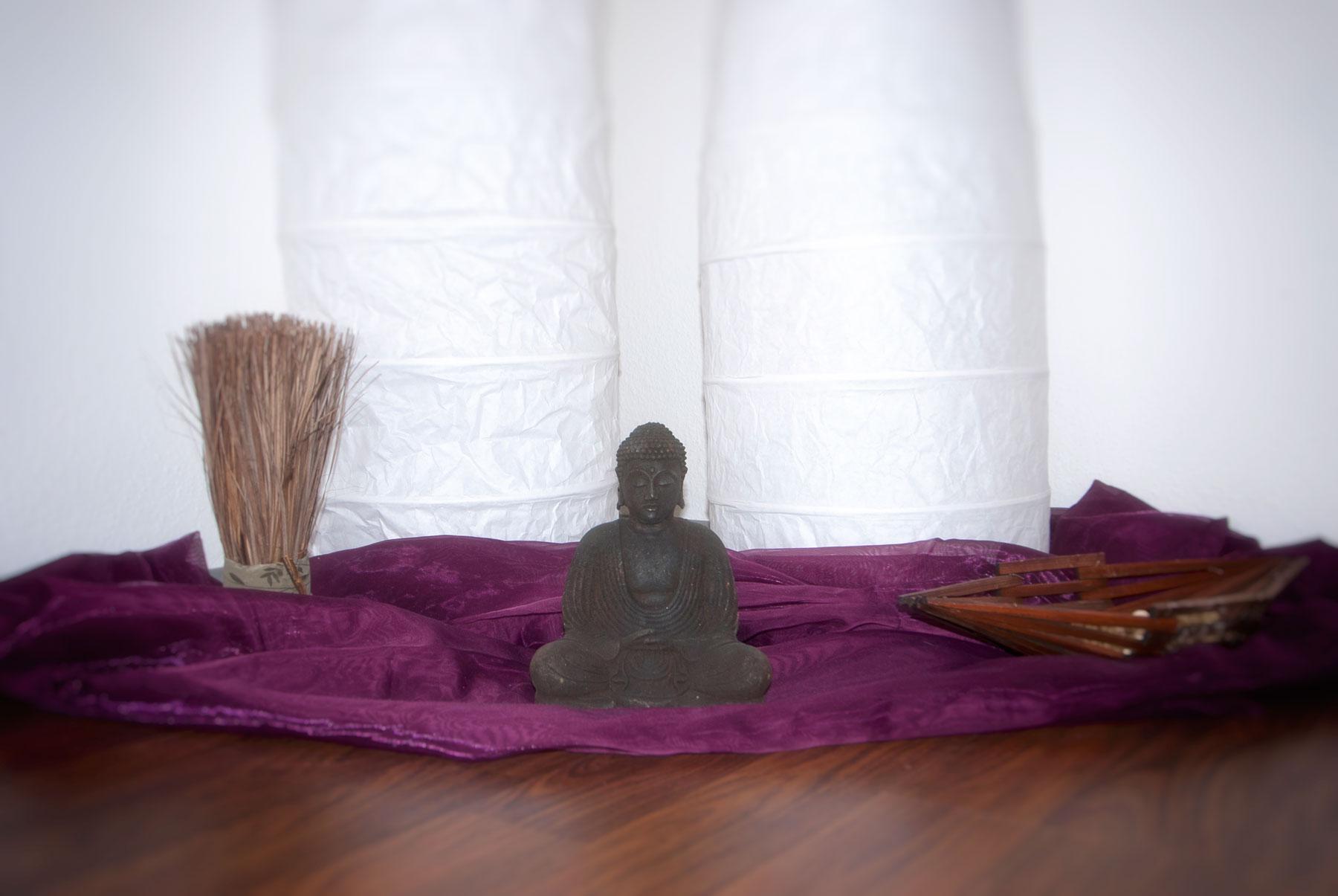 Studio: Ruhige und entspannende Atmosphäre