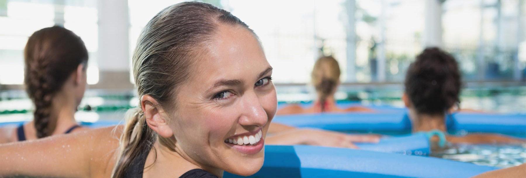 Aquafit bei ebe-Wellness