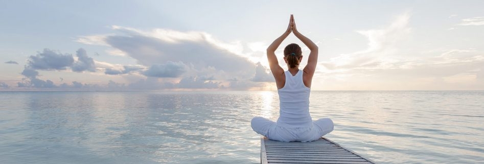 Yoga am See bei ebe-wellness