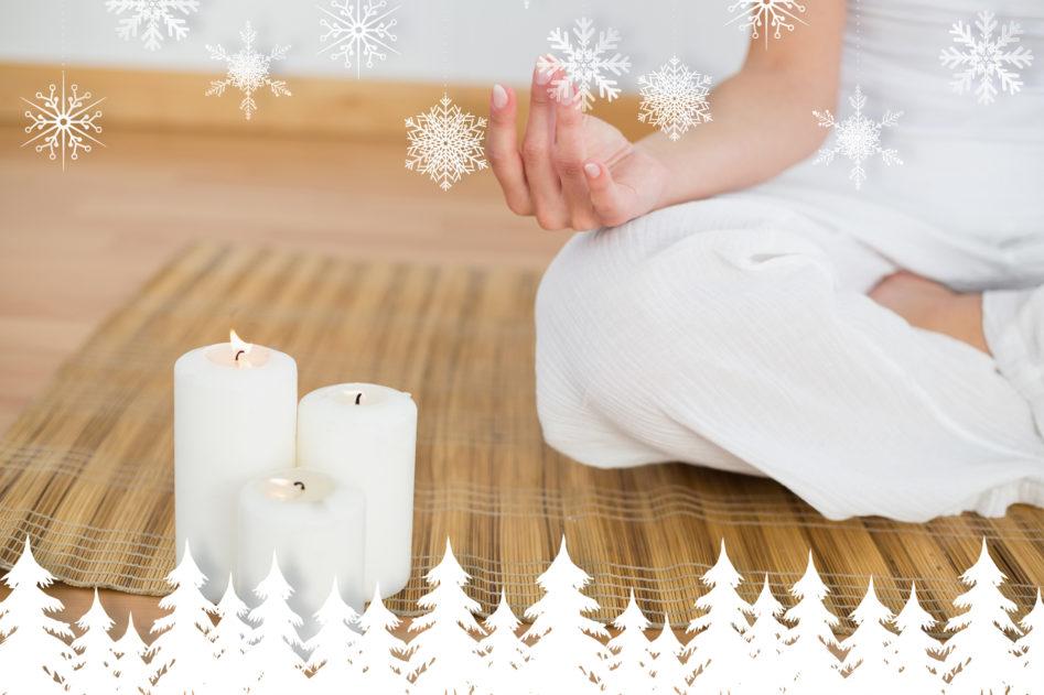 Yoga Weihnachtsprogramm